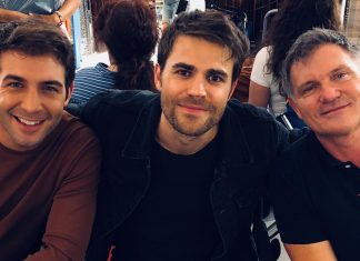 Tell Me a Story James Wolk Paul Wesley Kevin Williamson