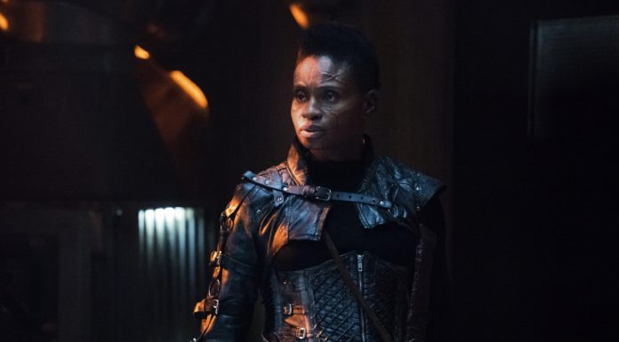 The 100 5x09 Indra