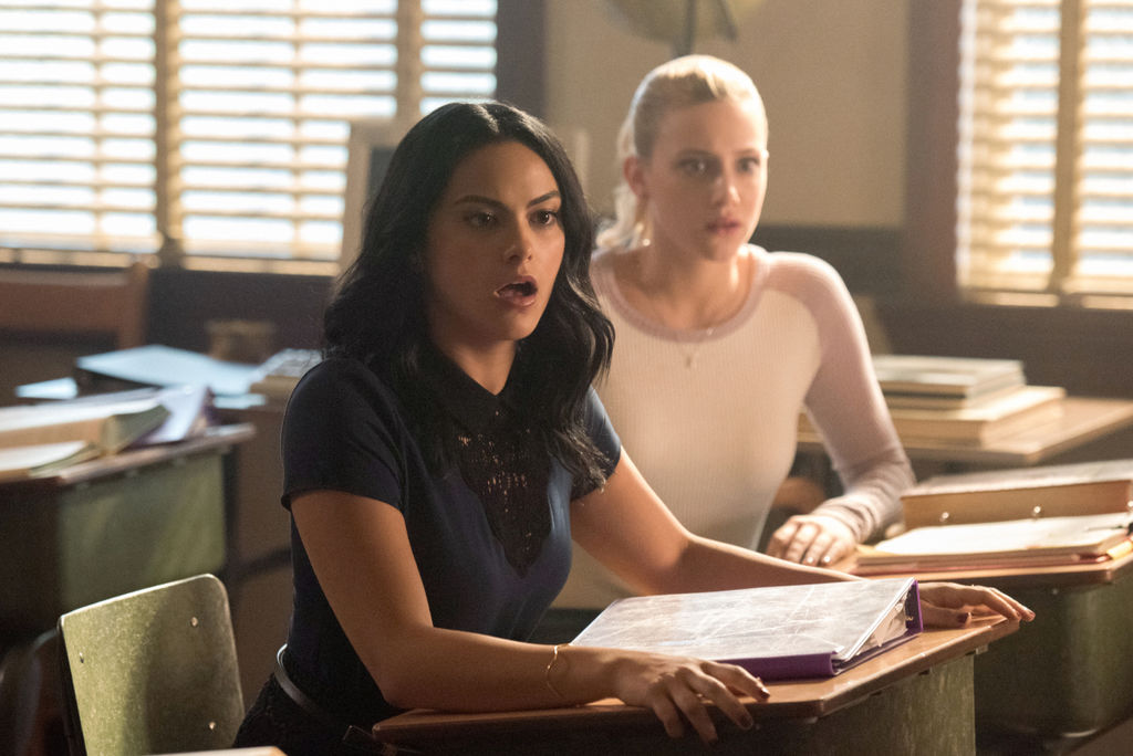 Riverdale 3x06 Veronica Betty